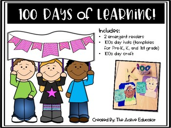 100 Days of Learning!
