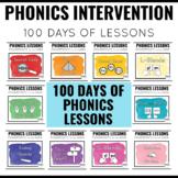 Phonics Intervention BUNDLE PowerPoints