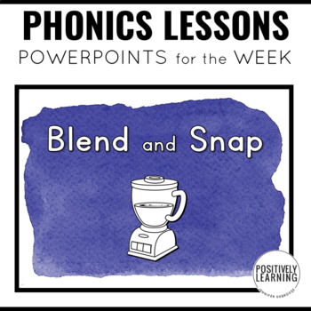 100 Days of Phonics Intervention Days 26-30