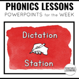 100 Days of Phonics Intervention Days 31-35