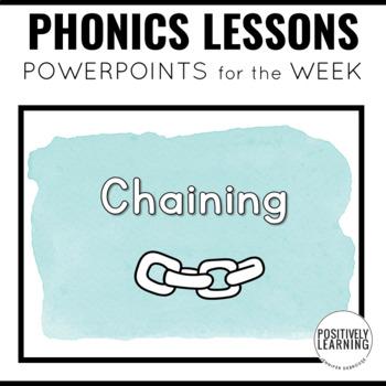 100 Days of Phonics Intervention Days 51-55