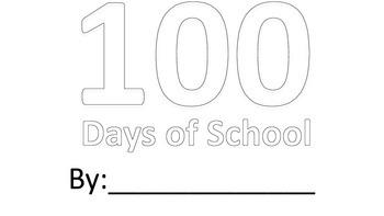 100 Days of School (100th Day of School)