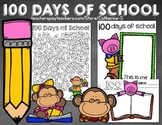 100th Day of School Writing