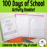100 Days of School Activity Booklet