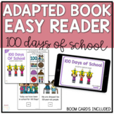 100 Days of School - An Adapted Book