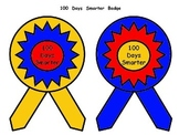 100 Days of School Badge