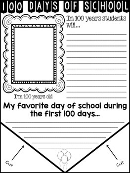 100 Days of School Banner