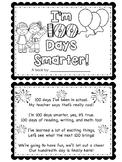 100 Days of School Book