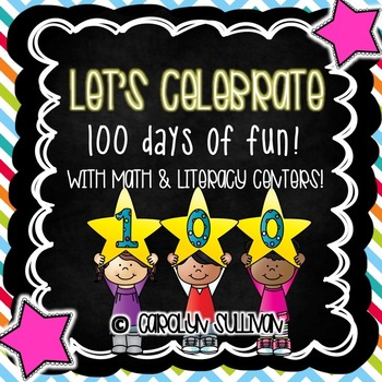 100 Days of School Bundle Pack!