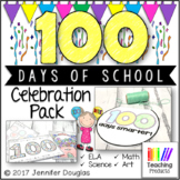 100 Days of School Celebration Activity Pack