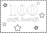 100 Days of School Printable