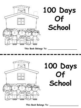 100 Days of School Easy Reader