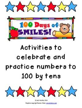 100 Days of School Games and Activities
