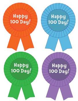100 Days of School Graphics Pack