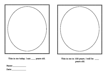 100 Days of School... In 100 Years