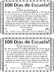100 Days of School Letter for Parents