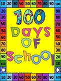 100 Days of School: Library Activities