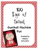 100 Days of School: Making a Gumball Machine