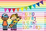 100 Days of School Pack