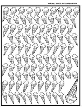 100 Days of School Printables