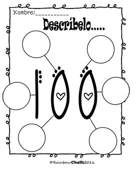100 Days of School! (Spanish)