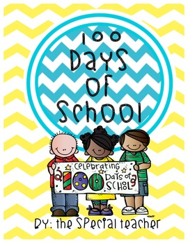 100 Days of School Unit