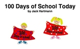 100 Days of School by Jack Hartmann Song Cards