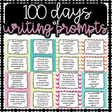 100 Days of Writing Prompts