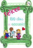100 Días de clase centros + manualidades /100 days of school centers + crafts