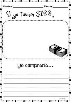 100 Días de clase centros + manualidades /100 days of school centers + crafts