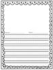 100 Different Writing Papers Pack!