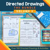 100 Directed Drawings Bundle, Volume 2