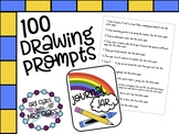 100 Drawing Prompts