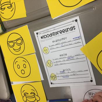 100 Emoji Bulletin Board