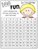 100 FUN {100 chart coloring activities}