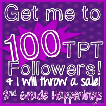 100 Follower Discount Party!