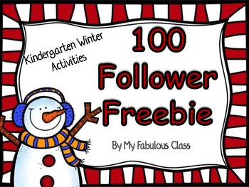 100 Follower FREEBIE
