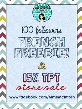 100 Follower FREEBIE - Ma vie dans une boule a neige
