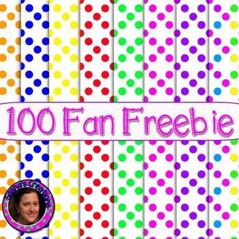 100 Followers Fan Freebie