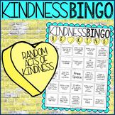 Kindness Bingo #kindnessnation