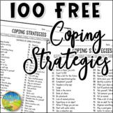Coping Strategies & Skills for Managing Emotions FREE List