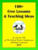 100+ Free Lessons & Teaching Ideas By Teacher Talk - 2018