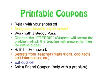 100 Free Things for Students