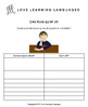 100 French worksheets for group speaking activities - 100 vocabulary themes