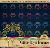 100 Glitter Antique Royal Chandelier Frames Queen Mirror