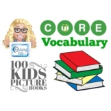 100 Great Kids Picture Books to Target Core Vocabulary for