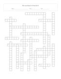 100 Greatest Books Ever Written Part II Crossword with Key