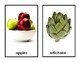 100...HEALTHY FOOD FLASHCARDS from LilyVale Learning