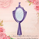 100 Hand Mirror Clip Arts, Princess Mirror, Bridal Mirror