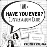 100+ Have You Ever conversation prompts in present perfect